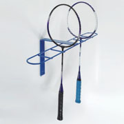 Badminton Storage Rack