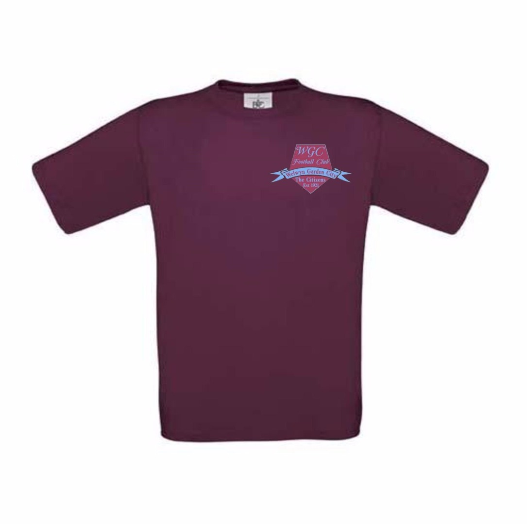 WGCFC Cotton Tee Mens